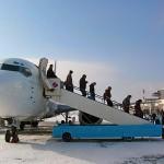 Услугами аэропорта «Курумоч» в 2011 году воспользовались почти 2 миллиона человек.
