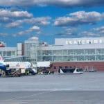 В международном аэропорту Екатеринбурга начали второй этап реконструкции