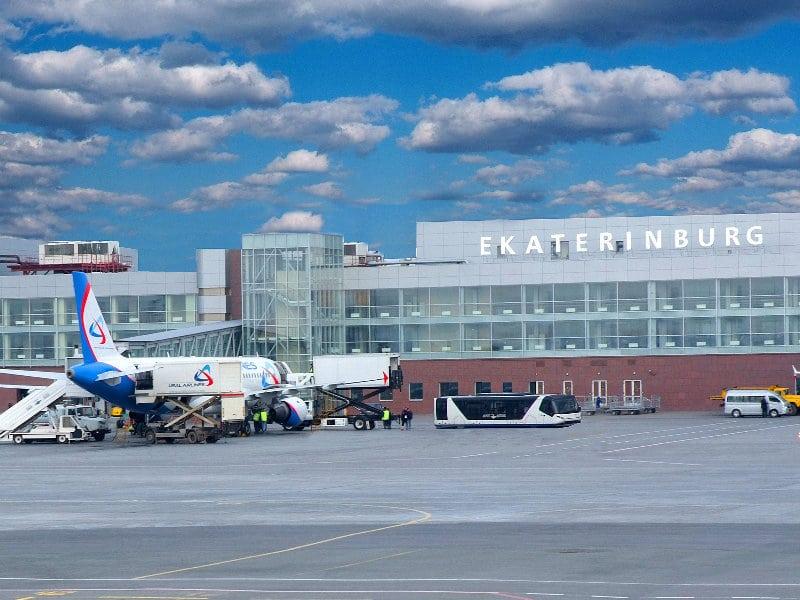 В кольцово (екатеринбург) запускают три новых чартерных рейса в города туниса
