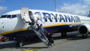 В Ryanair хотят создать стоячие места в самолетах