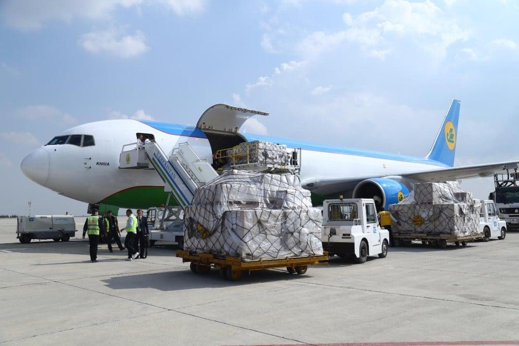 Почта Узбекистана увеличивает максимальный вес посылок и курьерских отправлений